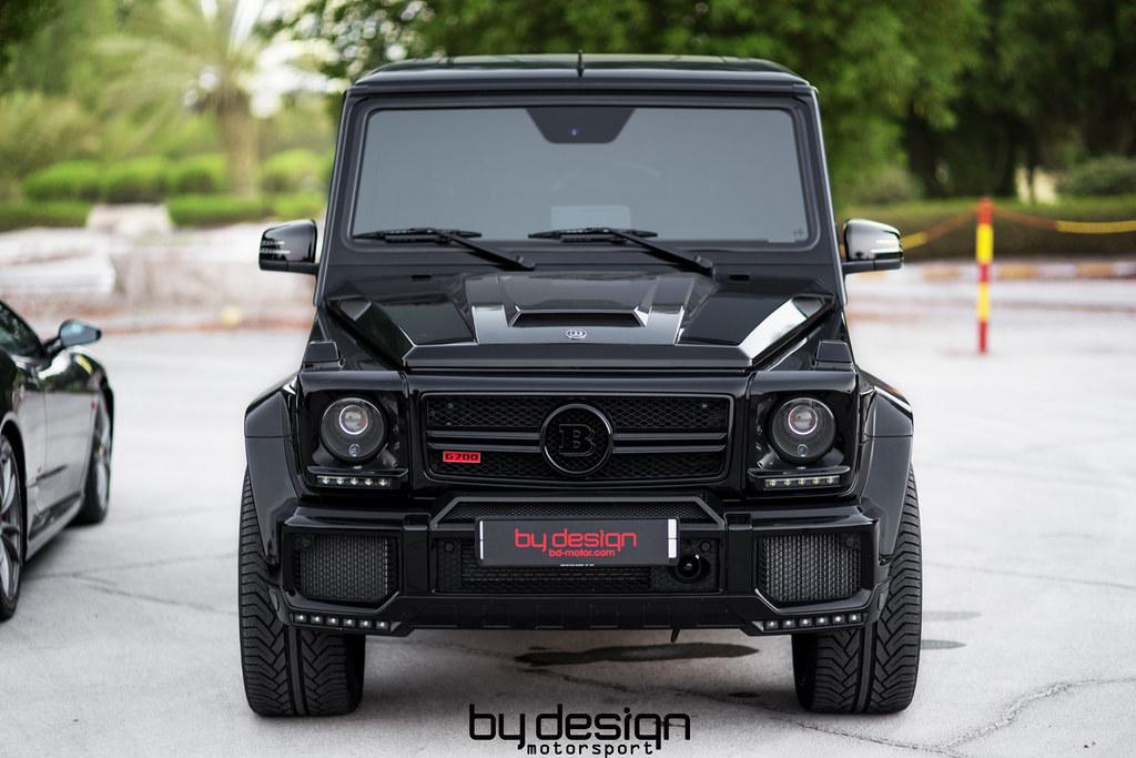 mercedes G700 | brabus