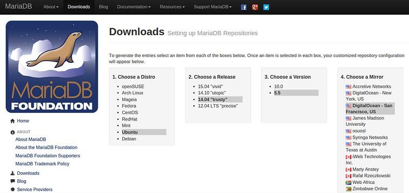 How to migrate MySQL to MariaDB on Linux - Xmodulo