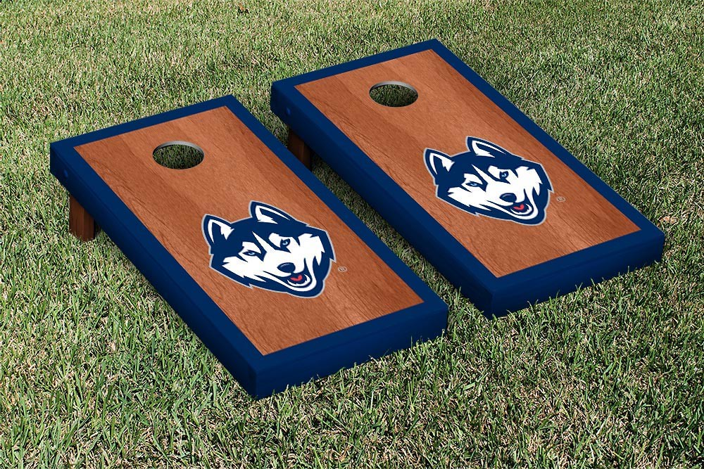 Connecticut Huskies Rosewood Border