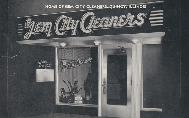 Gem City Cleaners - Quincy, Illinois