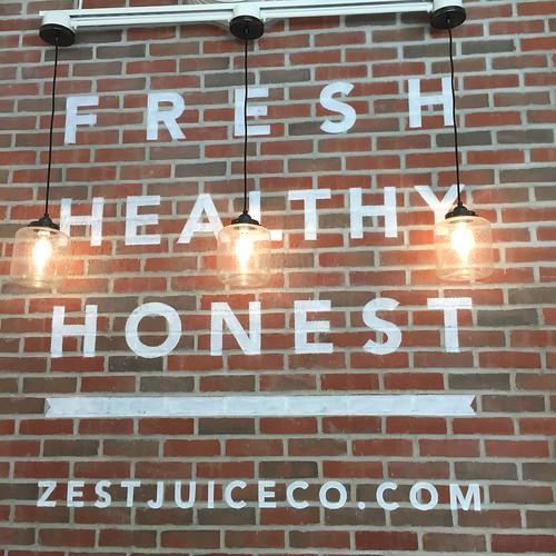 zest juice company