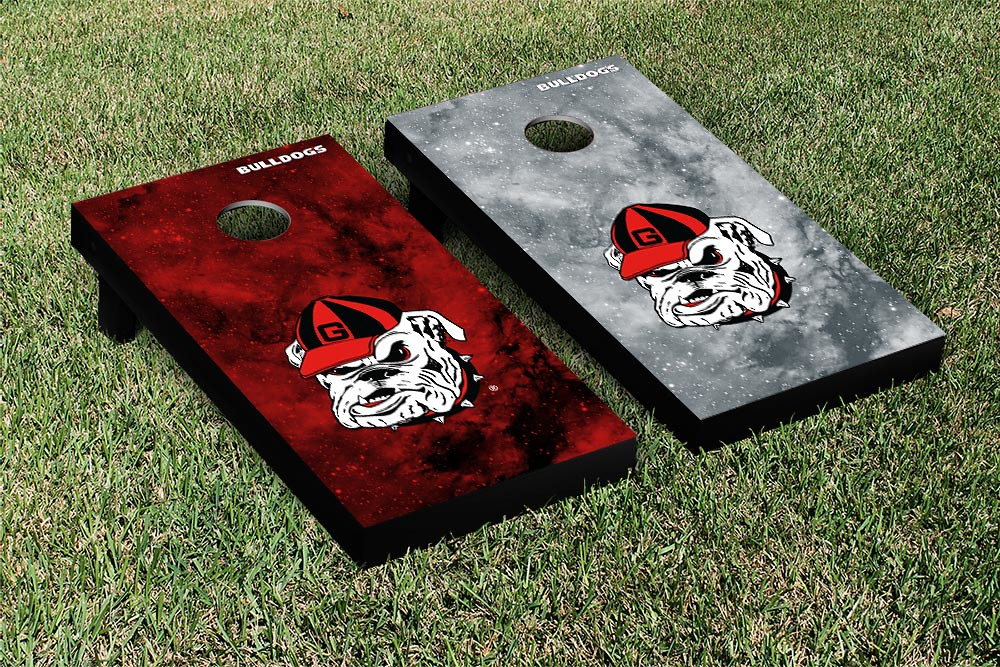 Georgia Bulldogs Galaxy Version 2