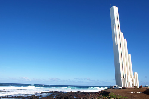 Lighthouse, Punta de Hidalgo, Tenerife