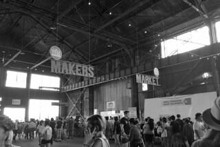 SF Street Food Festival - Makers Market