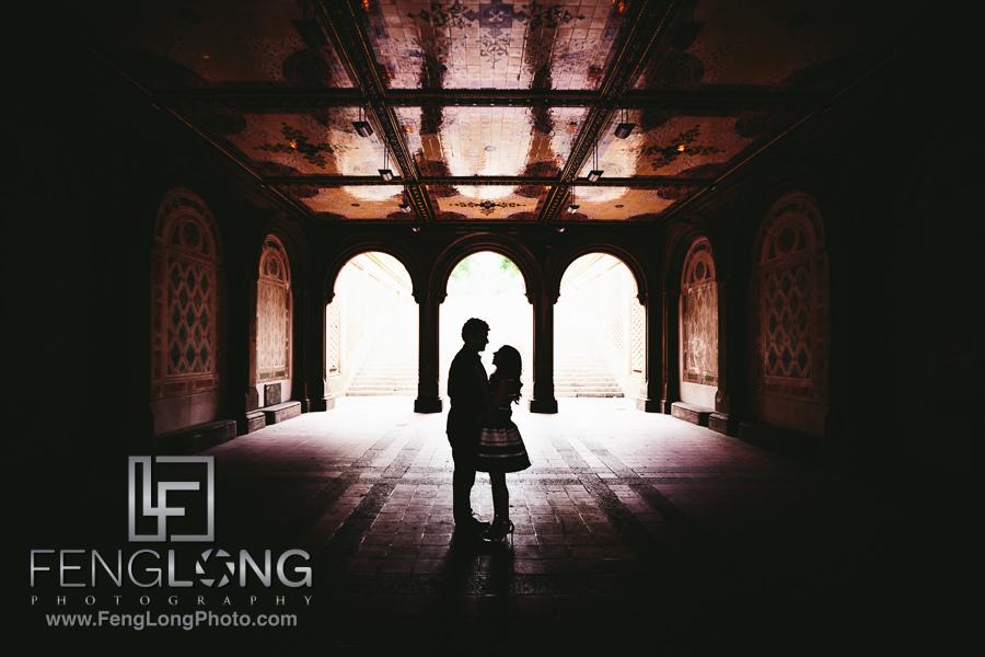 Zahra + Faizan | New York City Engagement | NYC Muslim Ismaili Wedding Photography