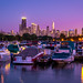 Diversey Harbor by BartPhotography