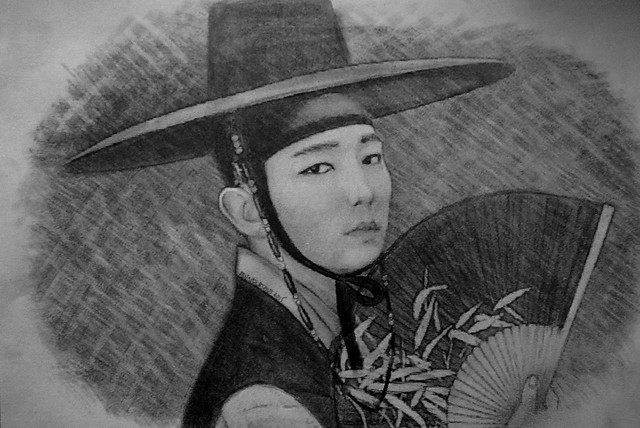 Lee Joon Gi as The Scholar Who Walks the Night