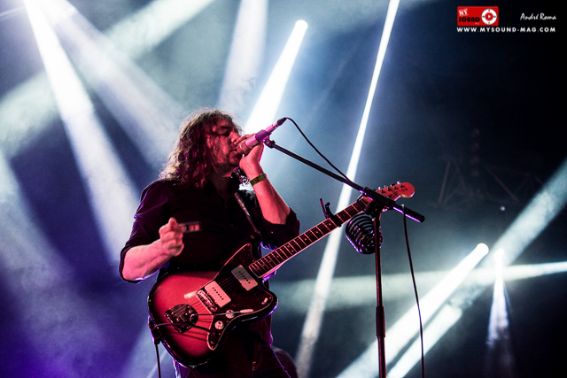 The War On Drugs em Vodafone Paredes de Coura 2015
