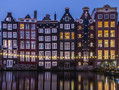 Windows of Amsterdam