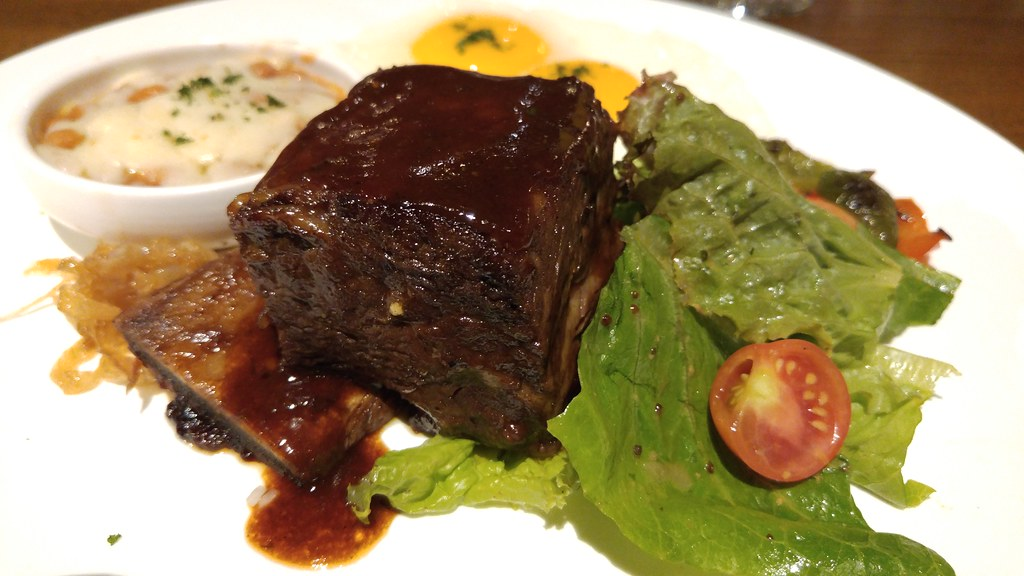 Single Origin Short Ribs