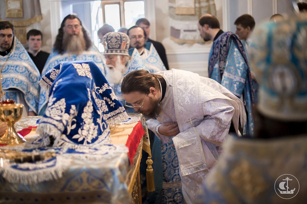 1 сентября 2015, Божественная Литургия / 1 September 2015, Divine Liturgy