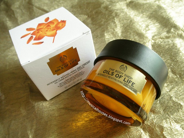 The Body Shop Oils of Life Gel Creme