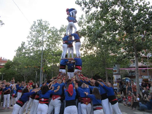 Festes de la Plana, Esplugues