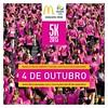 A #M5K, maior corrida feminina da America Latina, é dia 4 de Outubro e as inscrições acabam amanhã. Vai ter em Sp, Rj, BH, Curitiba e Brasília :runner::runner::runner: www.5kmcdonalds.com
