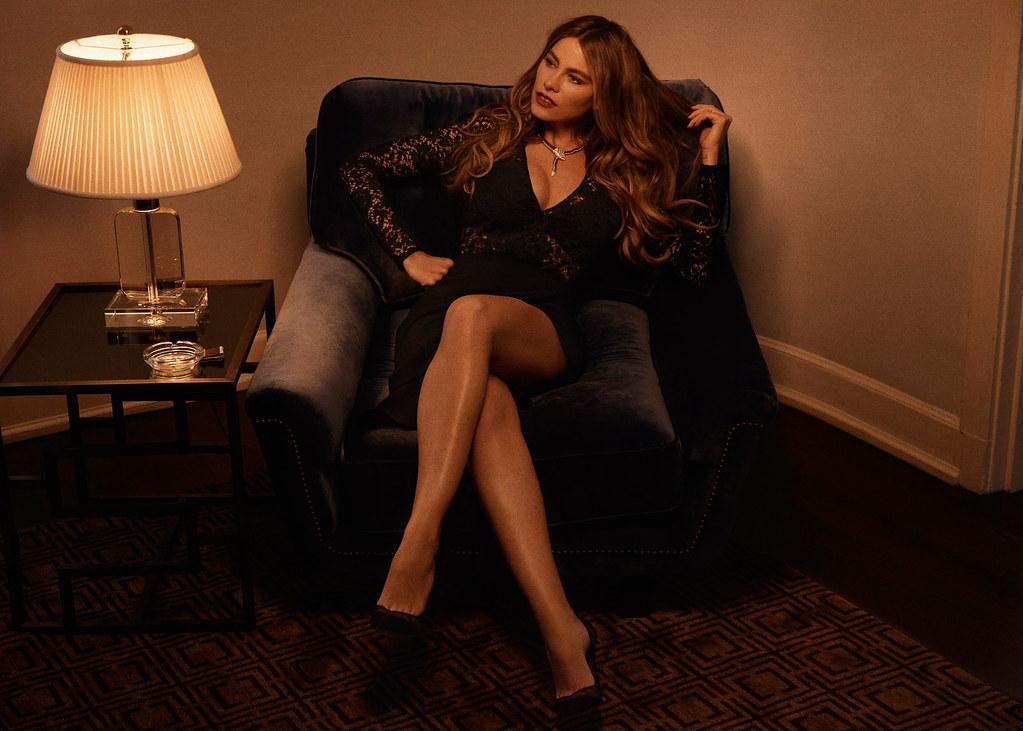София Вергара — Фотосессия для «InStyle» 2015 – 5