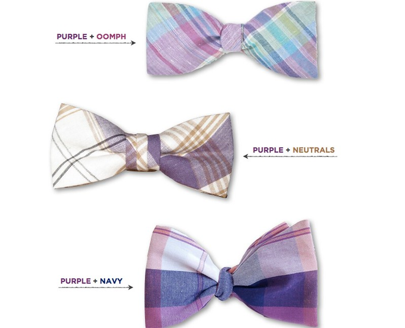 Madras Bow Ties