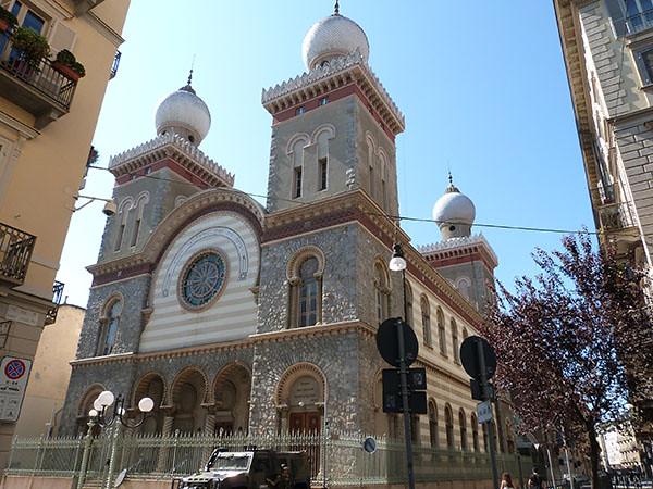 la synagogue de turin