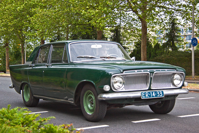 Ford Zephyr 6 1965 (5906)