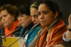 Situación de defensores y defensoras de derechos de las mujeres y del medio ambiente en América