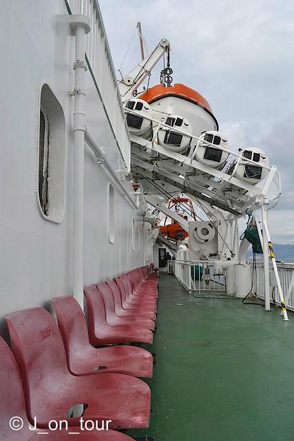 Starboard seats  GJC_017092