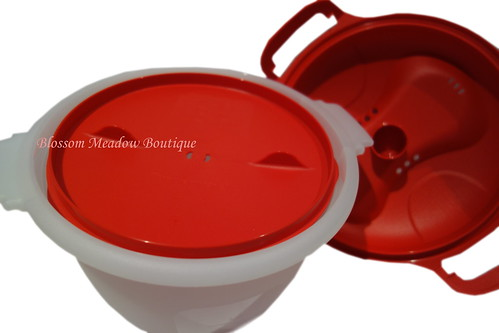 tupperware individual rice cooker instructions
