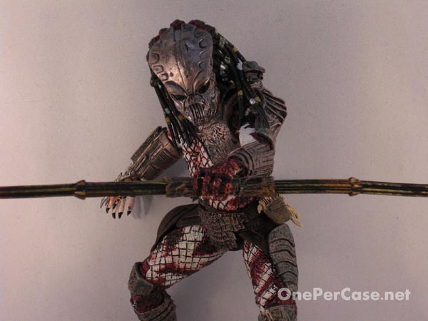 NECA Predators Wave 5 Predator 2 The Lost Tribe Guardian Gort Action Figure (6)