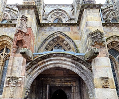 Rosslyn Chapel, Midlothian Scotland