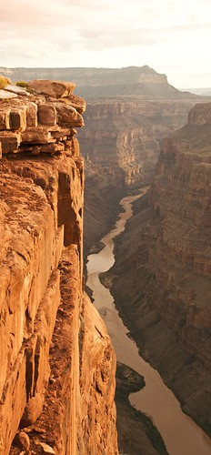 Early light on the Grand Canyon