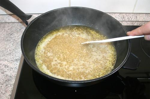 28 - Aufkochen & reduzieren lassen / Bring to a boil & let recuce