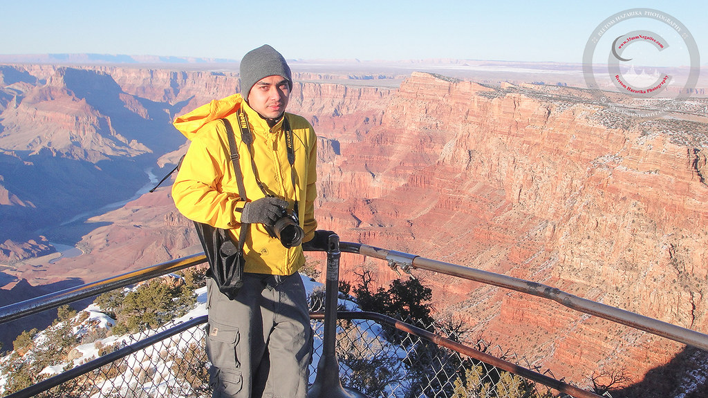 At Grand Canyon