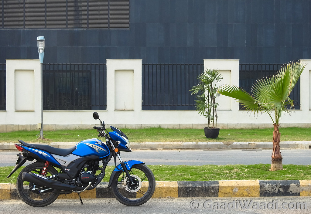 Honda CB Shine Sp test ride review-41