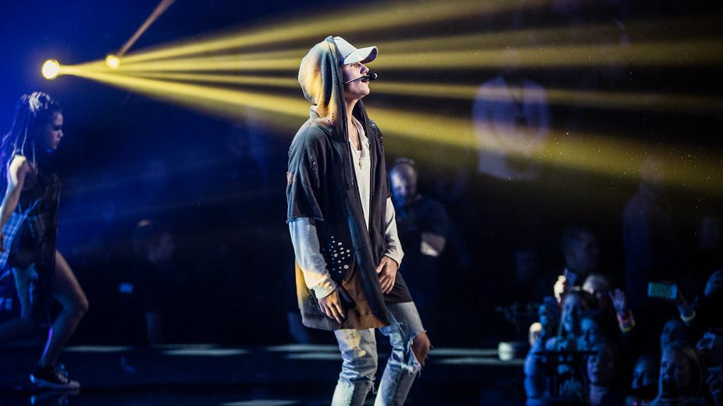 Justin Bieber, Oslo 2015