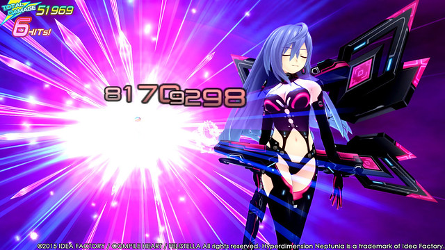 Hyperdimension Neptunia Re; Birth3