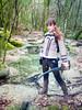 Shooting Lara Croft - Sources de l'Huveaune - 2015-11-11- P1650877