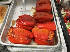 Tuesday Reds - Stuffed Peppers across from Macy&#0…
