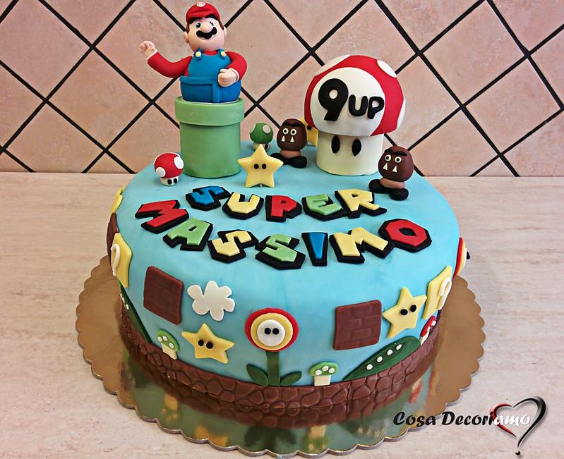 Torte - 128 - Torta Super Mario