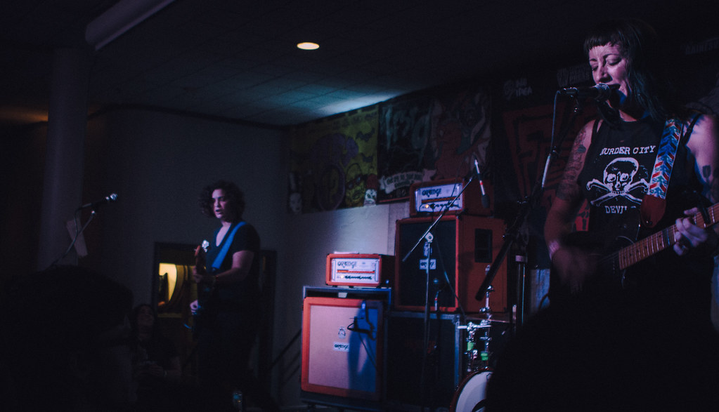 Cayetana @ The Wooly | 10.30.15 | Fest 14