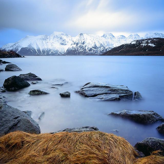 Rolvsfjorden - Velvia 50