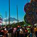 Sumpango.  Festival de Barriletes