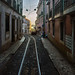 Lisbon - tram ride through Alfama by R.S. ChemiQ81