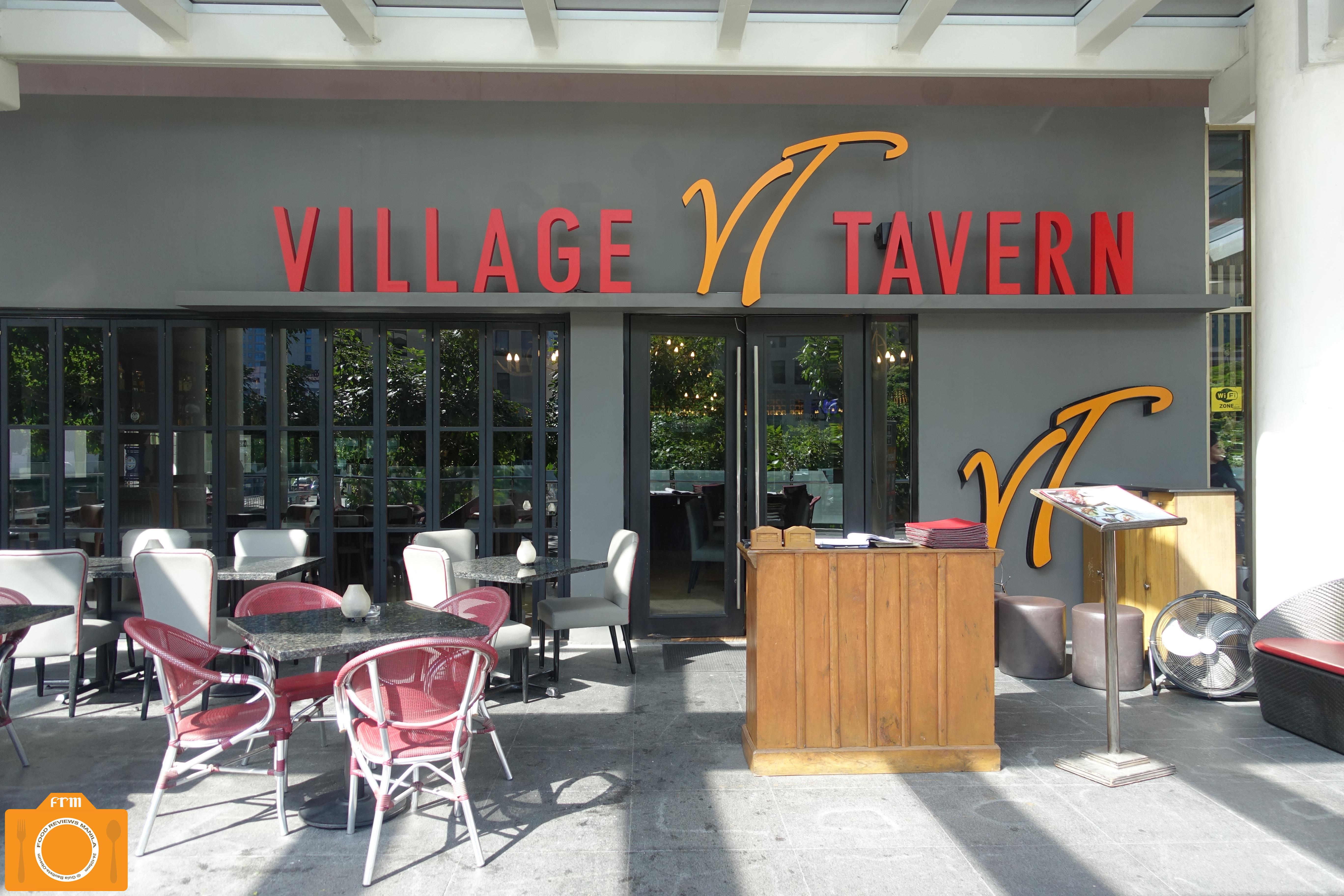 Village Tavern facade