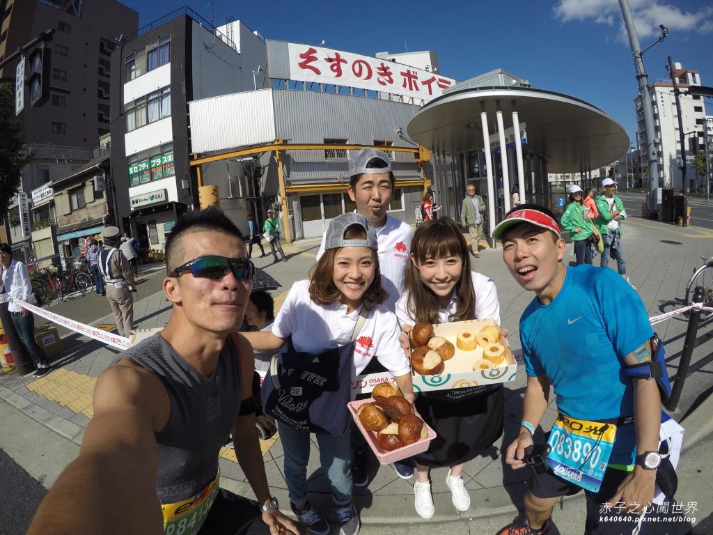 大阪馬拉松-跑步-79