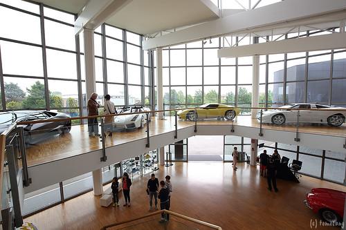 Museo Lamborghini 102