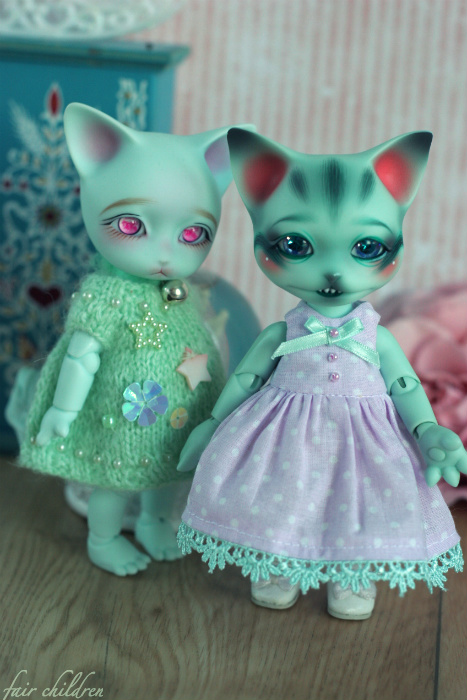 Attack of the pastel kitties 4
