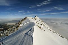MONTE SIBILLA in semi-alpinistica (Monti Sibillini)