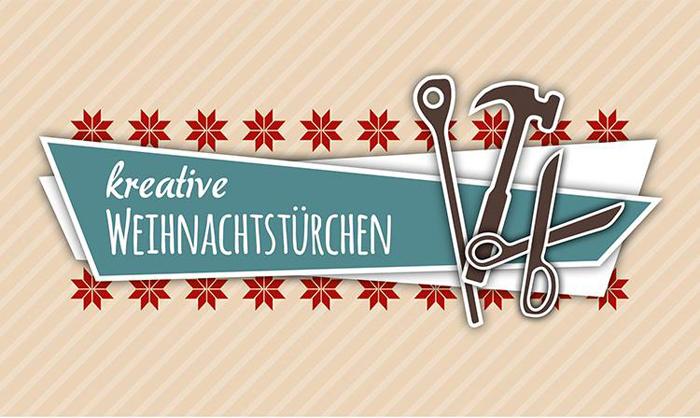 Kreative Weihnachtstürchen - Tür 2 - Punschlikör 01