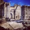 Ancient ruins #discoverrome #instaroma #travelrome #instaitalia