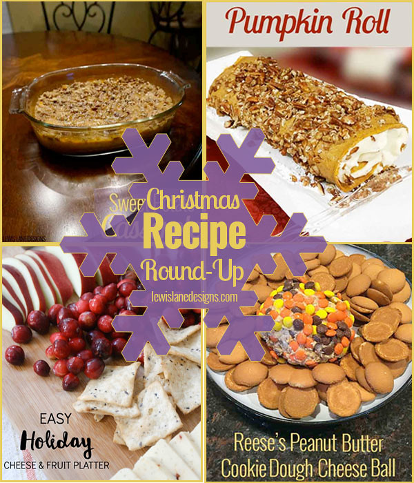 Christmas Recipe Round-Up by Lewis Lane