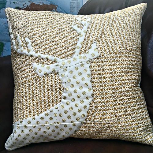Deer Pillow