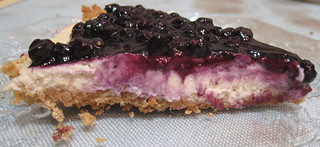 Blueberry Chevre Pie 1